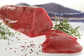 Thunfischfilet Loins & Steaks